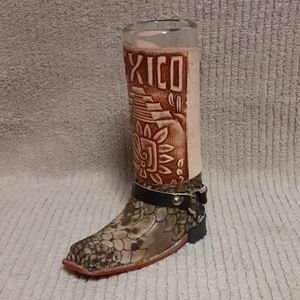 Tequila Boot Shot Glass